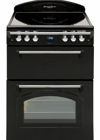 Leisure GRB6CVK Electric Cooker Free Standing Black