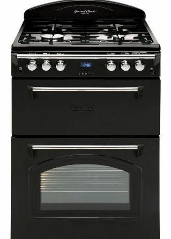Leisure GRB6GVK Gas Range Cooker Free Standing Black