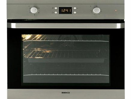 OIF22300X Electric Built-in Single Fan Oven - Stainless Steel