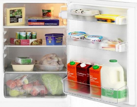 Beko UL483APW Under Counter Larder Fridge in White