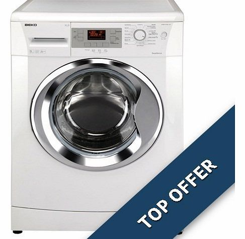 WMB91442LW EcoSmart A++ 9kg 1400rpm Washing Machine