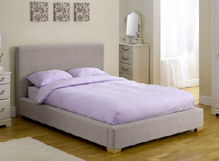 Double Caprice Bedstead - Natural