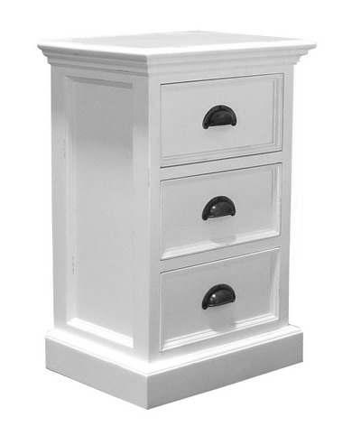 Painted Small 3 Drawer Chest