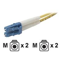 - Network cable - LC single mode (M) - LC