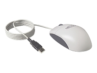 3 Button Scroll Mouse- USB & PS/2- Optical