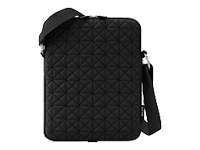 7`nd#39; Laptop Quilted Carrying Case