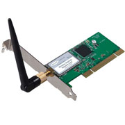 802.11g Wireless Desktop Network Card