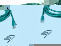 Belkin Cat5e Snagless UTP Patch Cable (Green) 30m