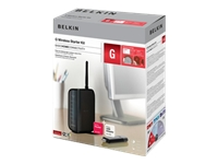 G Wireless Router Network Kit