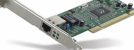 Belkin Gigabit Desktop Network PCI Card