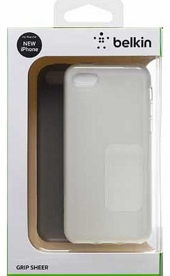 Grip Sheer TPU Case Duo Pack for iPhone