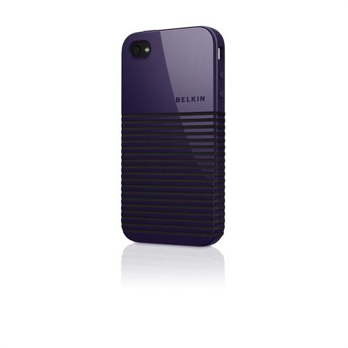 Iphone 4 Shield Fusion Purple/Black
