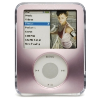 Belkin iPod Nano 3G Remix PC Case Pink
