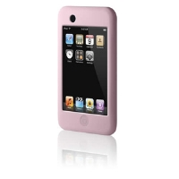 Belkin iPod Touch Silicone Sleeve Pink