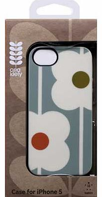 Orla Kiely TPU Case for iPhone 5 -