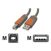 Pro Series Hi-Speed USB 2.0 Device Cable