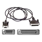 Serial printer cable for IBM AT to HP
