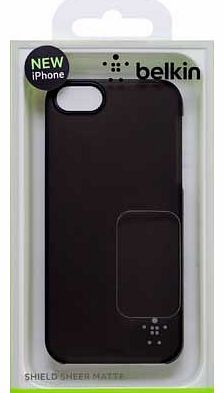 Shield Sheer Matte Case for iPhone 5 -