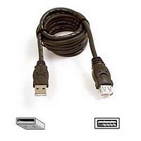 USB Extension Cable- A-A- Bagged 3m...