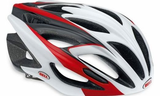 Bell Alchera Helmet - Red/Black, Medium/Large
