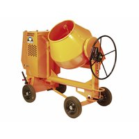 Belle Heavy Duty Site Mixer Electric Motor 110V