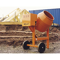 Belle Maxi Mix 140 Concrete Mixer 110V