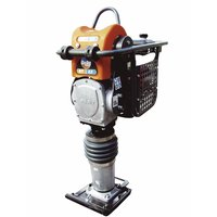 Narrow Body Trench Rammer Low Vibration Handles