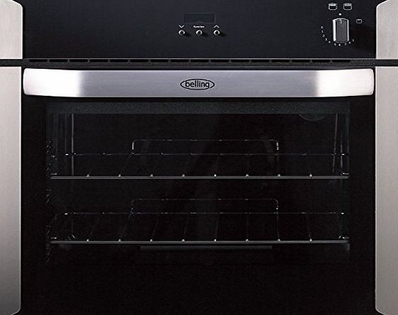 BI60G Single Gas Oven Stainless Steel