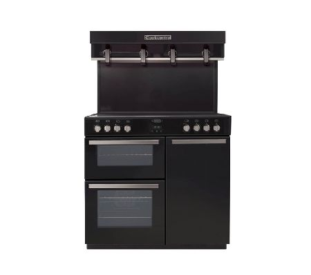 Cookcentre 90DF Black