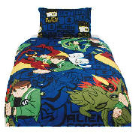 Alien Force Duvet