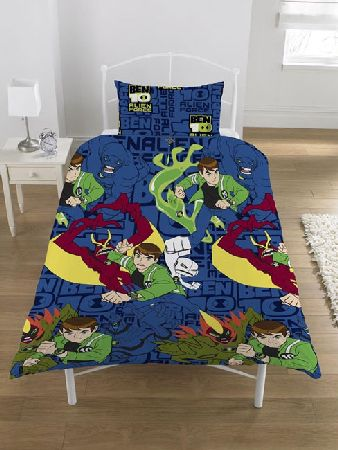 Alien Force Unite Duvet Cover