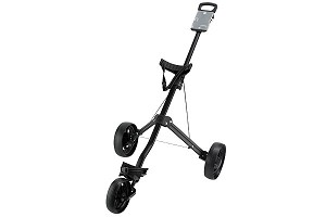 Aluminium 3-Wheeled Golf Trolley