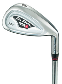M2i TDF Irons (steel shafts)
