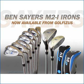 M2i Tour Rescue/Hybrid Graphite Golf Iron Set