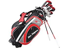 M7 Package Set 2008 Steel/Graphite +Stand Bag