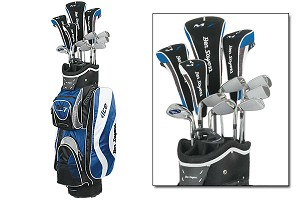 M7 Package Set 2009 All Graphite Cart Bag
