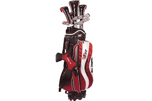 M7 Package Set 2009 All Graphite Stand Bag