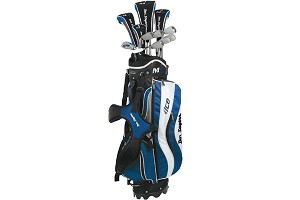 M7 Package Set 2009 Steel/Graphite Stand Bag