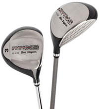 Powerpact XS Wood (steel shaft)