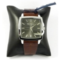Ben Sherman Men`s Watch Tan Leather Strap