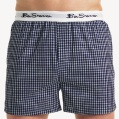 mens pack of two woven boxers