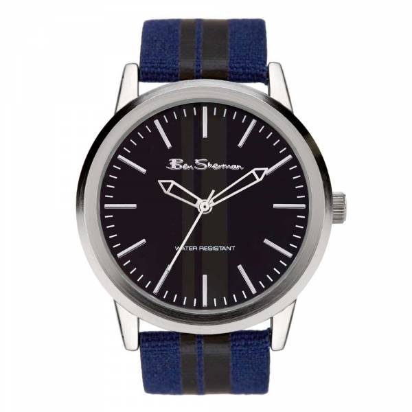 R724 Mens Watch with Canvas Strap