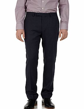 Tailoring Wool Suit Trousers