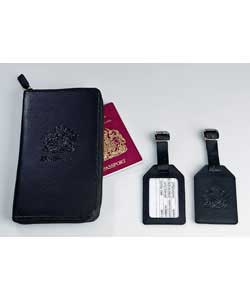 Travel Wallet Set
