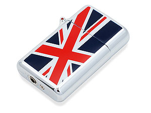 Union Jack All Weather Lighter 013002