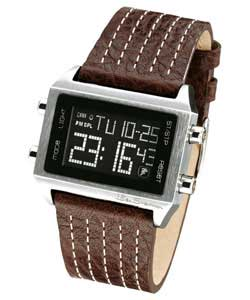 Youths LCD Watch
