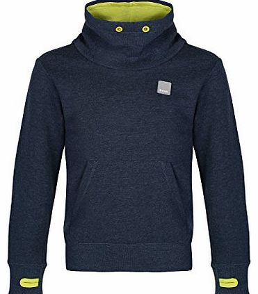 Boys Hopkinson Jumper, Blue (Midnight Navy), 13 Years (Manufacturer Size:13-14 Years)