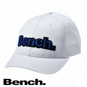 Caps - Bench Even Short Peak Baseball Cap