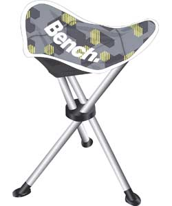 Folding Tripod Chair with Carry Bag