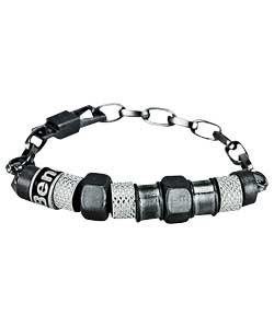 Gents Nuts and Bolts Bracelet